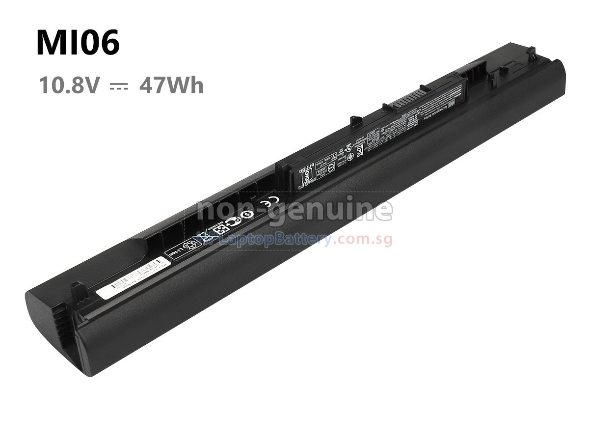 HP Pavilion 15-BA027NL battery replacement