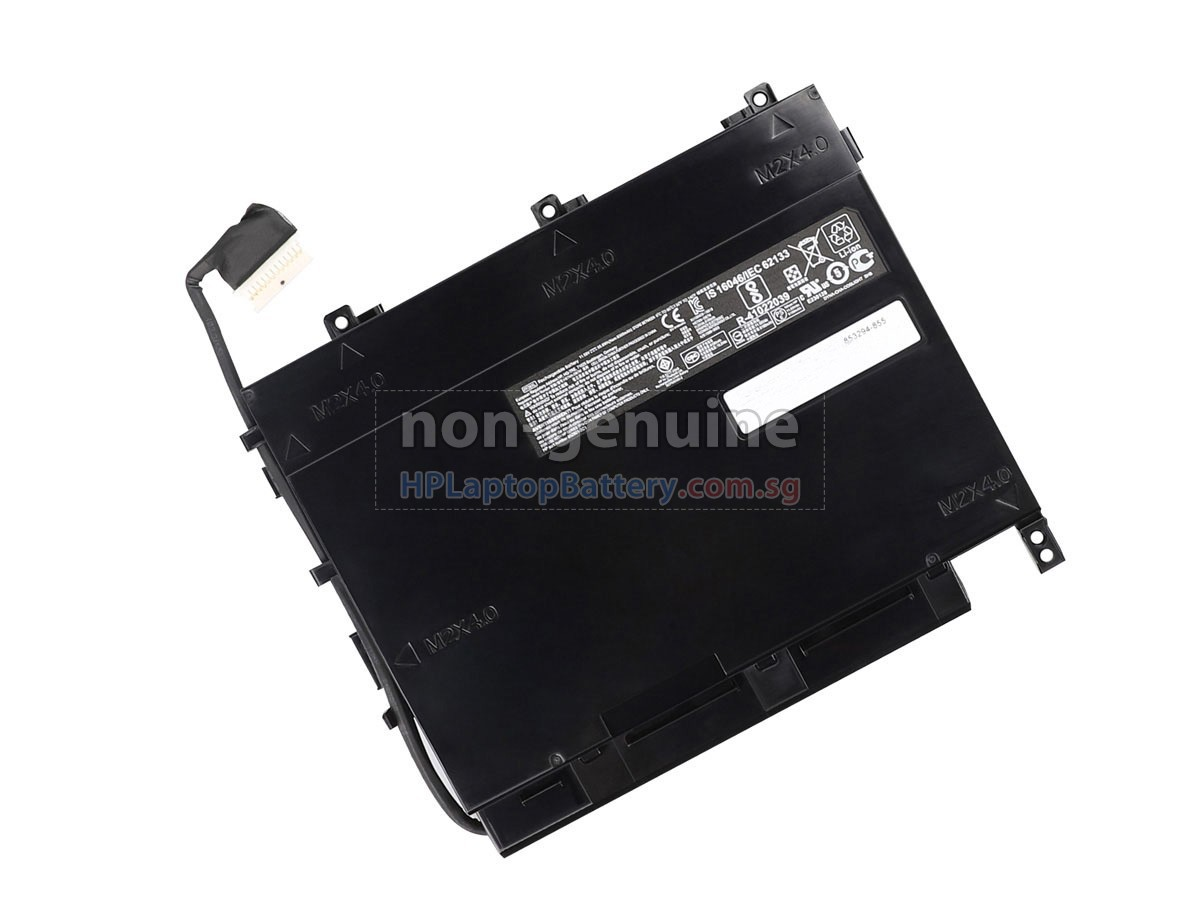 Battery For Hp Omen 17 W271nw Replacement Hp Omen 17 W271nw Laptop Battery From Singapore 95 8wh 6 Cells
