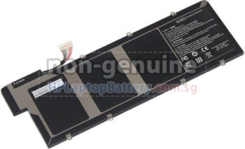 Battery for HP SL04XL laptop